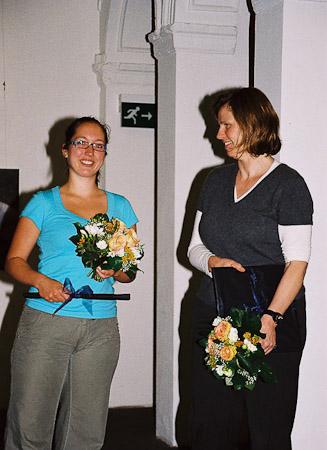 2009-6_Chantal_Smits_und_Maike_Dahl