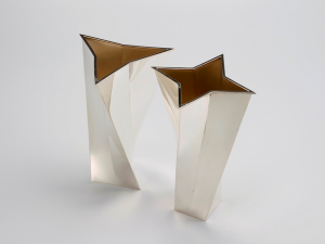 Daan Brouwer, Transition vase I and II, 2015